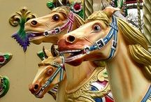 Carousel (Merry-go-round) / Since I was a little girl I have always loved the Carousel!