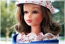 Francie® | Mattel / Francie® [Fairchild], Barbie's MOD'ern cousin from England, was introduced to the Barbie family in 1966.  / by Francie Shaffer