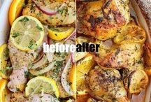 EAT ME !  - Chicken / RECIPE IDEAS FOR CHICKEN ENTREES
