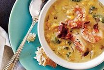 EAT ME ! - Soups and chilis / RECIPE IDEAS FOR SOUPS