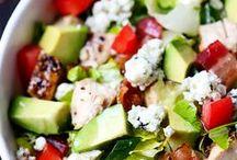 EAT ME ! - Salads / RECIPE IDEAS FOR SALADS