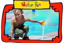 Water Parks in Perth / Water parks are a great way to stay cool in the Perth heat this summer! http://www.buggybuddys.com.au/water_parks_perth_213.html