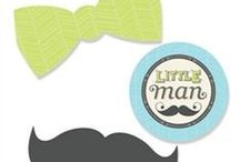 Little Man Baby Shower theme / Little Man Baby Shower theme / by Modern Baby Shower Ideas