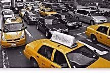 NYC / by Francie Shaffer