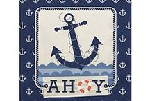 Nautical Baby Shower Decorations / Nautical Baby Shower Decorations / by Modern Baby Shower Ideas