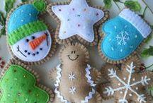 Christmas Ornaments & Owls