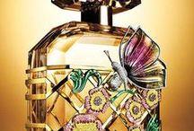 Decorative Perfume Bottles / Decorative Glass Perfume Bottles