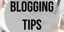 Blog Ideas | Blogging Tips + Tricks For Beginners / Blogging Tips + Ideas | Blogging For Beginners + Intermediates | Blogging Writing Tips: A collection of blogging writing ideas and blogging tips for beginners and intermediate bloggers. Also find social media (Pinterest, Facebook & Instagram) tips to help boost traffic to your blog.