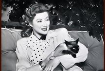 Cats and their Celebrities / by Francie Shaffer