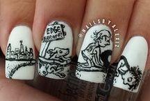 Just the Nails / Nail art / by Linda Bhagwandeen