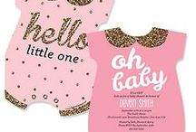 Girl Baby Shower Theme Ideas / by Modern Baby Shower Ideas