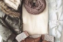 Sweaters, Boots, and Happiness