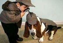 Pet Halloween Costumes / Our furry friends like to dress up for Halloween, too! Cuteness overload alert!