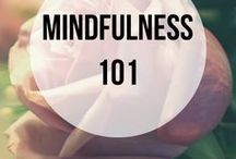 Mindfulness 101 | Mindful Lifestyle / Mindfulness | Mindfulness Quotes | Mindfulness Meditation + Activities : Mindfulness is the ability to be aware of what is happening in the here and now, otherwise known as the present. These techniques, exercises and meditations will help you cultivate a mindful life. Be Present, It's A Gift!