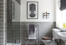 Bathrooms / Ideas, inspiration and top tips for creating the perfect bathroom.