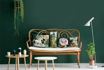 Colour / Ideas, inspiration and top tips for creating a colourful backdrop to your life.