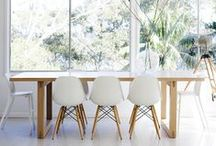 White / Ideas, inspiration and top tips for using white in your home decor.