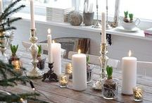 Christmas / Ideas, inspiration and top tips for creating the perfect festive interior.