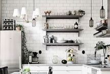Kitchens / Ideas, inspiration and top tips for creating the perfect kitchen.