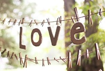 Rustic Details / rustic touches for your big day