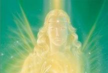 Angels, Archangels and Ascended Masters / Ascending too....... / by Janet Feller