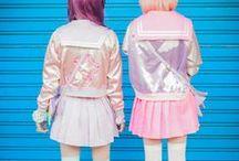 Pastellkläder