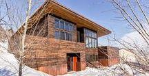 Wood on House - Maisons et bois