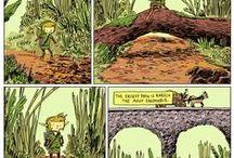 Comics / Tirinhas interessantes que eu encontro pela net vindas principalmente dos sites http://magicalgametime.com/ e http://sopradoresdecartucho.com.br/