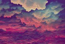 Sky / by María Jesús △ Riveros Luraschi