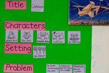 Classroom- Literacy / by Angie Jones