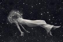 I wish I was the moon / by Mel P.