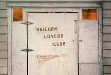 Eunice the Unicorn  / by Mel P.
