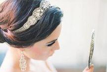 Hair and Makeup / Wedding day hair and makeup