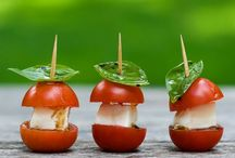 Appetizers and Snacks / by Beth Hatcher