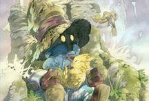 Final Fantasy / by João Martins