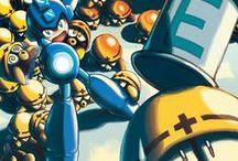 Megaman / by João Martins