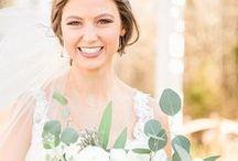 Cottage Brides / We love showcasing our Bridal Cottage Brides!