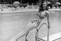Vintage Swimsuits / When swimsuits were cool  / by Myrna