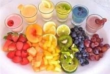 Smoothies, Juices