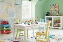 Kids playroom / by Anita Munoz-Boyle