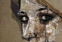 Artist Inspire: Portraits  / by Chandra Crain