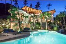 Amazing houses / De somptueuses, atypiques, impressionnantes, imposantes,  maisons et villas - Sumptuous, atypical, awesome, impressive houses and villas