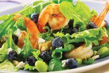 Salads / Fresh salad recipes using California-grown ingredients.