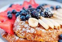 Breakfast delights / Delicious breakfast recipes