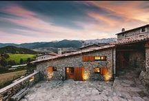 Renovation / Des maisons traditionnelles ou typiques remises au goût du jour dans une version plus moderne et contemporaine