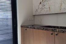 concepthouse Cuisinarte / Totaalrenovatie: van rijwoning tot designhuis