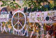 Boho :: Hippie :: Summer of Love / Love is a friendship set to music :: Joseph Campbell