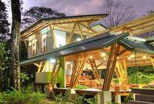 Maisons Haute Performance Energétique (Low Energy) / Maisons passive, positive, bepas, bepos, zero energy, passivhaus, Leed, Bream, HQE