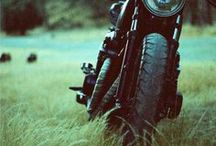 Bikers & Motorcycles / You do not need a therapist if you own a motorcycle, any kind of motorcycle! - Dan Aykroyd