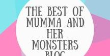 The Best Of Mumma and her monsters / The best post from Mumma And Her Monsters Blog